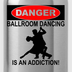 danger ballroom dancing T-Shirts - Water Bottle