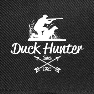 duck hunter T-Shirts - Snapback Cap
