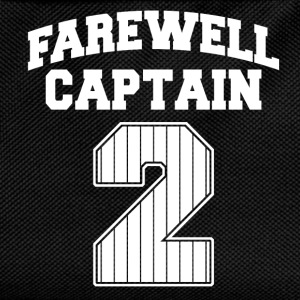 farewell captain 2 T-Shirts - Kids' Backpack