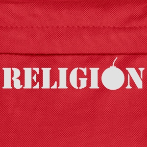 Religion, by Caspanero T-Shirts - Kids' Backpack