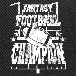 football fantasy T-Shirts - Snapback Cap