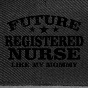 future registered nurse T-Shirts - Snapback Cap