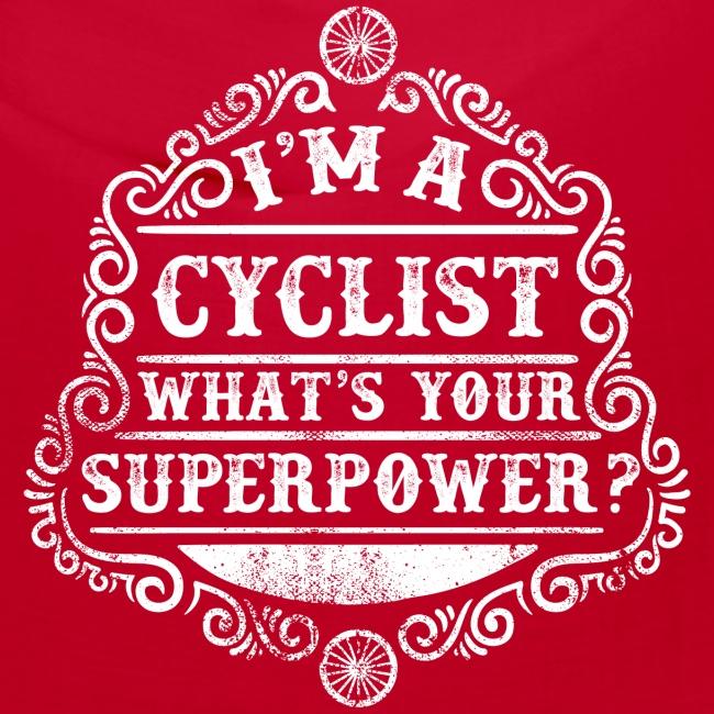 Superpower - weiss