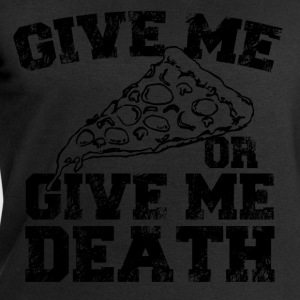 give me pizza T-Shirts - Men's Sweatshirt by Stanley & Stella