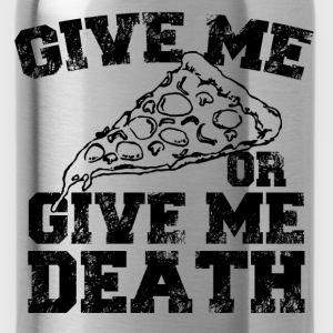 give me pizza T-Shirts - Water Bottle