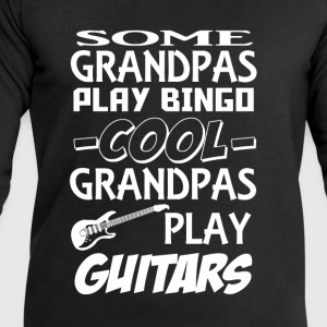 grandpa guitars T-Shirts - Men's Sweatshirt by Stanley & Stella