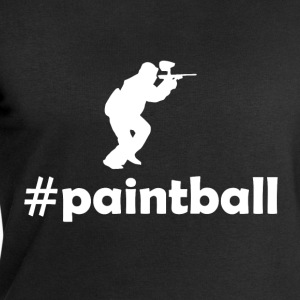 hashtag paintball T-Shirts - Men's Sweatshirt by Stanley & Stella