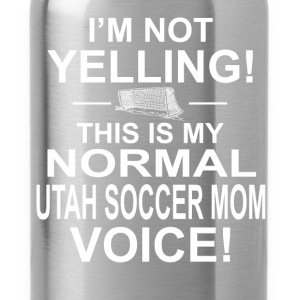 im not yelling T-Shirts - Water Bottle