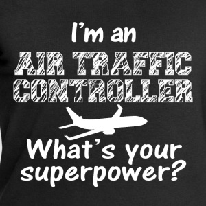 im an aur traffic contr T-Shirts - Men's Sweatshirt by Stanley & Stella