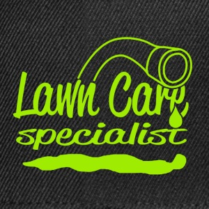 lawn care T-Shirts - Snapback Cap