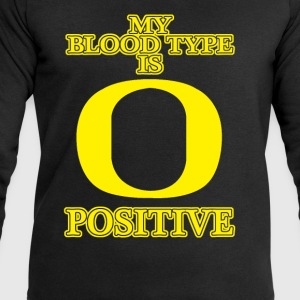 my bloodtype is o positive T-Shirts - Men's Sweatshirt by Stanley & Stella