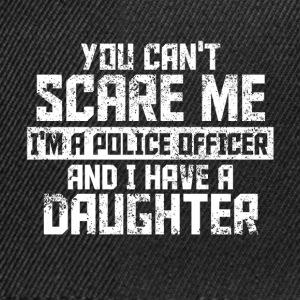 police officer and daughter T-Shirts - Snapback Cap