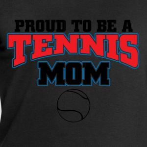 proud to be a tennis mom T-Shirts - Men's Sweatshirt by Stanley & Stella