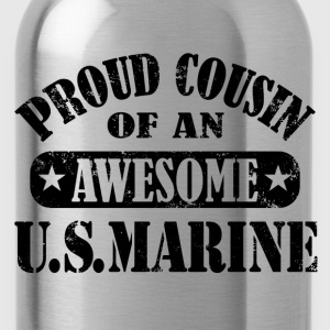 proud cousin T-Shirts - Water Bottle