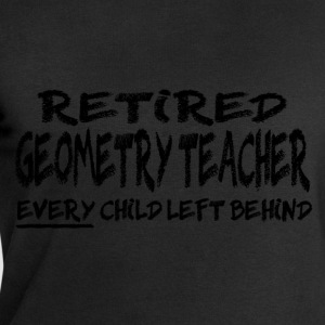 retired geometry teacher T-Shirts - Men's Sweatshirt by Stanley & Stella