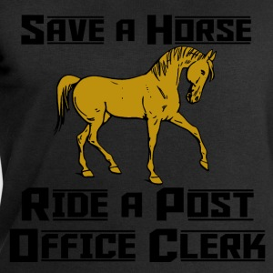 save a horse T-Shirts - Men's Sweatshirt by Stanley & Stella
