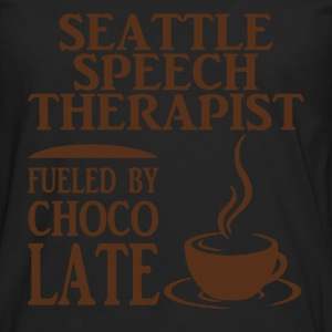 seattle speech therapist T-Shirts - Men's Premium Longsleeve Shirt