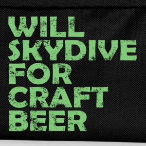 skydive craft beer T-Shirts - Kids' Backpack