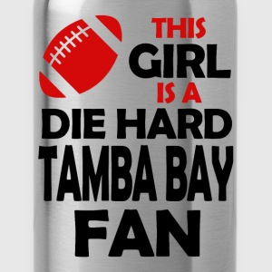 tampa bay fan T-Shirts - Water Bottle