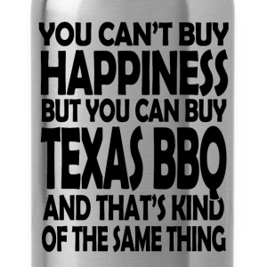TEXAS BBQ T-Shirts - Water Bottle