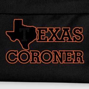 texas coroner T-Shirts - Kids' Backpack