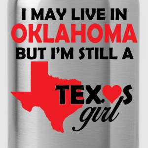 texas girl T-Shirts - Water Bottle