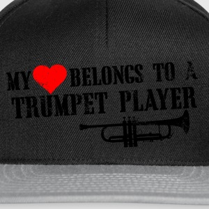 trumpet player T-Shirts - Snapback Cap