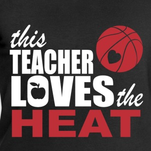 this teacher loves the heat T-Shirts - Men's Sweatshirt by Stanley & Stella