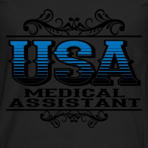 usa T-Shirts - Men's Premium Longsleeve Shirt