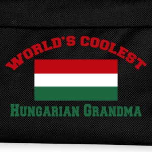 world's coolest hungarian grandma T-Shirts - Kids' Backpack