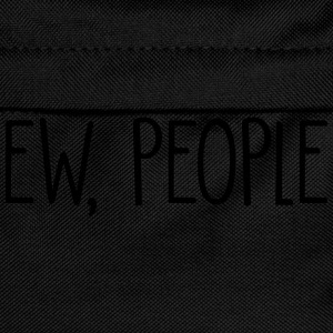 Ew People T-Shirts - Kids' Backpack