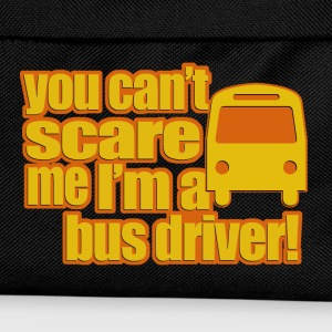 you cant scare me im a bus driver T-Shirts - Kids' Backpack