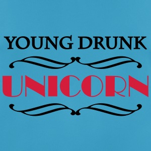 Young drunk unicorn Vêtements Sport - T-shirt respirant Homme