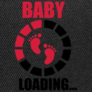 Baby loading Tee shirts - Casquette snapback
