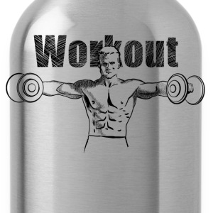 workout T-Shirts - Water Bottle