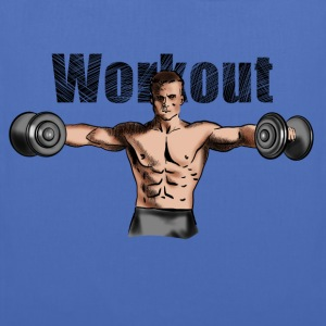 workout T-Shirts - Stoffbeutel