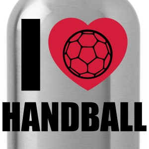 I LOVE HANDBALL Camisetas - Cantimplora