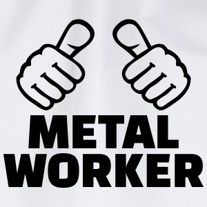 Metal worker T-Shirts - Turnbeutel