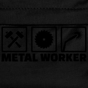 Metal worker T-Shirts - Kinder Rucksack
