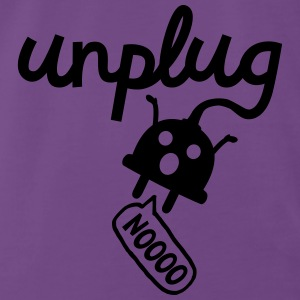 Unplug Tops - Men's Premium T-Shirt