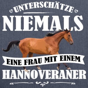 UN Hannoveraner Pullover & Hoodies - Schultertasche aus Recycling-Material