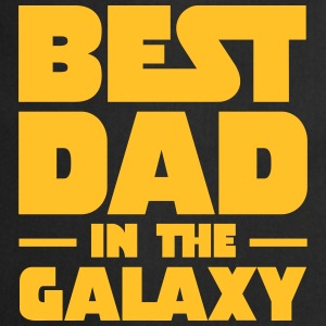 Best Dad In The Galaxy Magliette - Grembiule da cucina
