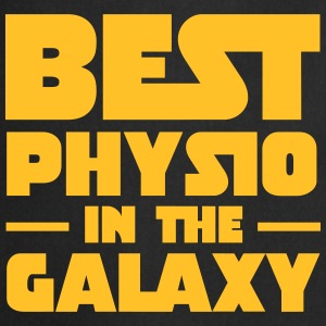 Best Physio In The Galaxy Tee shirts - Tablier de cuisine
