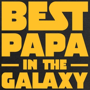Best Papa In The Galaxy Tee shirts - Sweat-shirt Homme Stanley & Stella