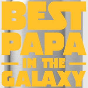 Best Papa In The Galaxy Tee shirts - Gourde