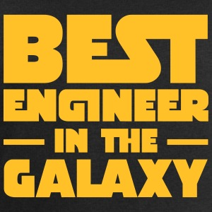 Best Engineer In The Galaxy Tee shirts - Sweat-shirt Homme Stanley & Stella