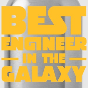 Best Engineer In The Galaxy Tee shirts - Gourde