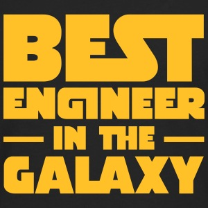 Best Engineer In The Galaxy Tee shirts - T-shirt manches longues Premium Homme