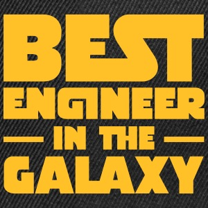 Best Engineer In The Galaxy Tee shirts - Casquette snapback