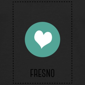 I Love Fresno Tee shirts - T-shirt manches longues Premium Homme